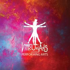 Vitruvians Performing Arts logo