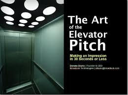 """NL - Opleiding: Hoe een krachtige """"Elevator Pitch""""..."""