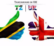 TANZANIAN DIASPORA COMMUNITY/ASSOCIATION IN THE UK - TZUK logo