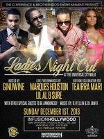 Ladies Night Out Hosted by Ginuwine w/ Live...