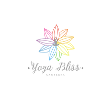 Yoga Bliss Canberra logo