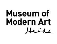 Heide Museum of Modern Art logo
