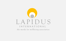 Lapidus International: The Words for Wellbeing Organisation logo