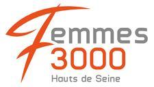 Femmes 3000 Hauts de Seine logo