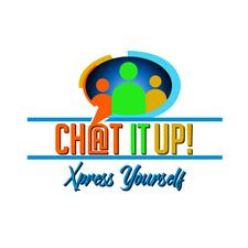 chat it up production logo
