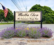 Martha Clara Vineyards logo