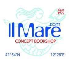 Il Mare Concept&Bookshop logo