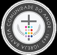 Igreja Batista Comunidade do Amor logo