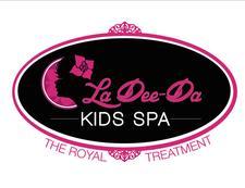 LaDee-Da Kids Spa logo