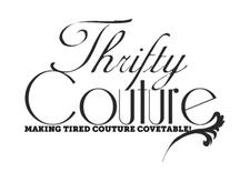 Thrifty Couture logo