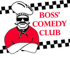 Boss Comedy Club logo