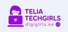 Telia Eesti AS ja MTÜ Kogukond Tech Sisters logo