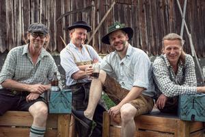 Alpin Drums - Der Berg groovt - Aldersbach