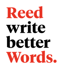 Reed Words logo
