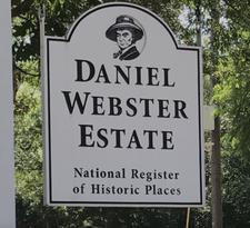 Daniel Webster Preservation Trust logo