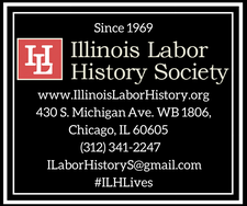 Illinois Labor History Society logo