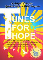 Tunes For Hope - A Benefit Show for Typhoon Haiyan Relief Program