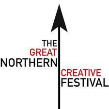 The Great Northern Creative Festival logo