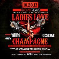 Tonight: Ladies Love Champagne at Katra NYC. No Cover...