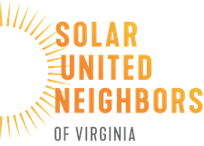 Solar United Neighbors of Virginia logo