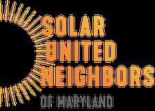 Solar United Neighbors of Maryland logo