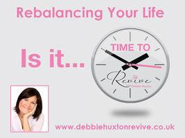 Revive 'Live' with Debbie Huxton