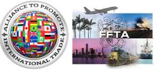 Florida Foreign Trade Association / Alliance to Promote International Trade logo