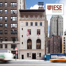 IESE Business School, New York Campus logo