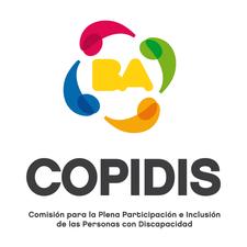 Gobierno de la Ciudad Autónoma de Buenos Aires. COPIDIS logo