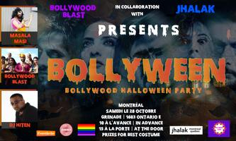 BOLLYWEEN (Presented by Bollywood Blast + Jhalak)