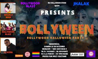 BOLLYWEEN (Presented by Bollywood Blast + Jhalak)