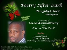 Poetry After Dark - Holiday Show