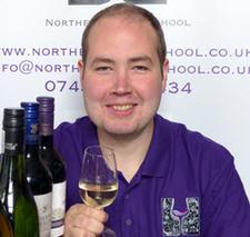 Northern Wine School logo