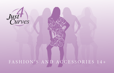 Just4Curves logo