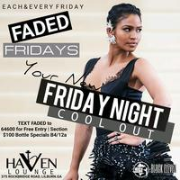 All New Faded Fridays