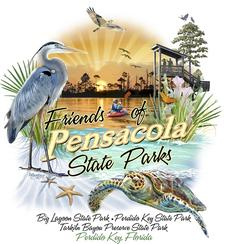 Friends of Pensacola State Parks logo