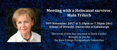 Meeting with a Holocaust survivor, Mala Tribich