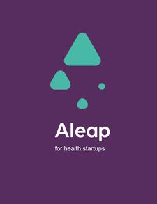 Aleap logo