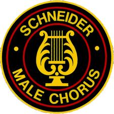 The Schneider Male Chorus logo