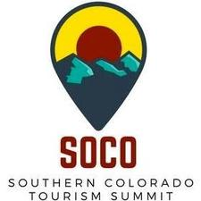 Southern Rockies Crossroads of Cultures coming together with Canyons & Plains logo