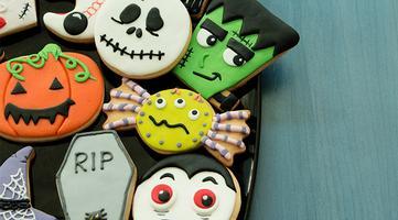 Kids Class: Halloween Baking