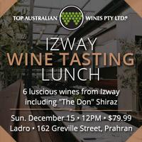 Izway Wine Tasting Lunch at Ladro