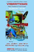 """Liquid Soul & Jesse De La Pena present """"Vibrations"""""""