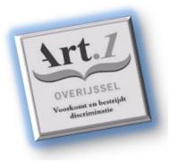 Artikel 1 Overijssel logo