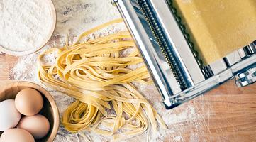Hands-On Class: Homemade Pasta and Sauces
