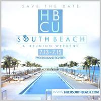 2018 HBCU South Beach July 13 - 15th, Miami, FL