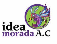 Idea Morada A.C. logo