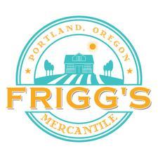 Frigg's Mercantile logo