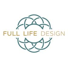FULL LIFE DESIGN with Katie Slack logo