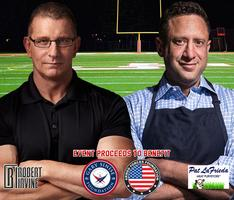 TAILGATE 48: hosted by Chef Robert Irvine & Meat Man Pat LaFrieda